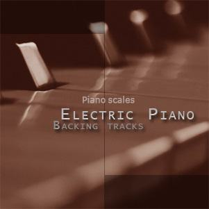 Electric Piano Backing Tracks Backing Tracks album cover